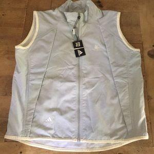 New adidas vest